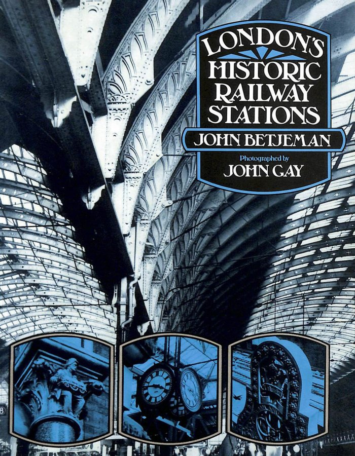 Image for London's Historic Railway Stations