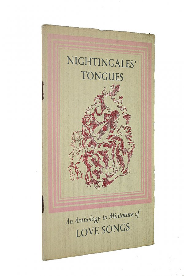 Image for Nightingales' Tongues. An Anthology in Miniature of Love Songs