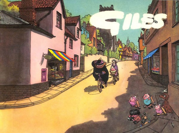 Image for Giles Annual Fifteenth Series