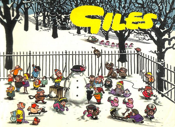 Image for Giles Annual Sixteenth Series