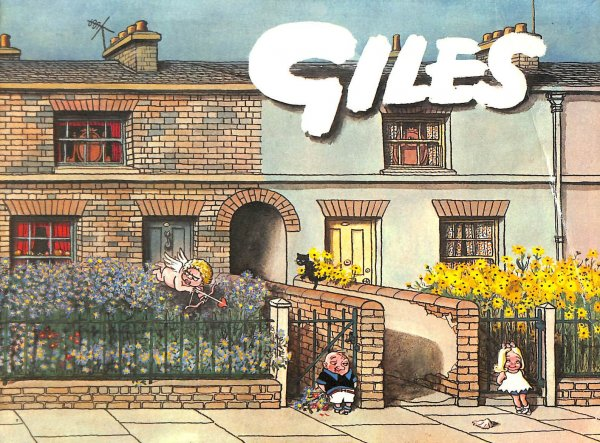 Image for Giles Annual Twentieth Series