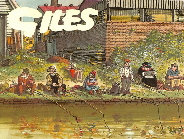 Image for Giles Annual Twenty-fourth Series