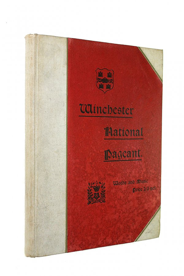 Image for Winchester National Pageant: the Book of the Words and Music