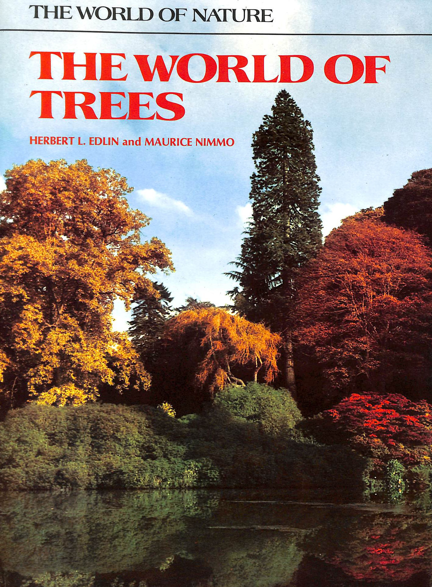 Image for World of Trees (The world of nature)