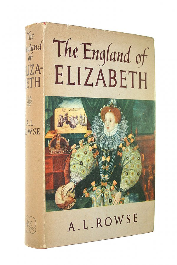 Image for The England of Elizabeth