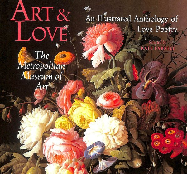 Image for Art and Love Tells Us Who We Are: An Illustrated Anthology of Love Poetry