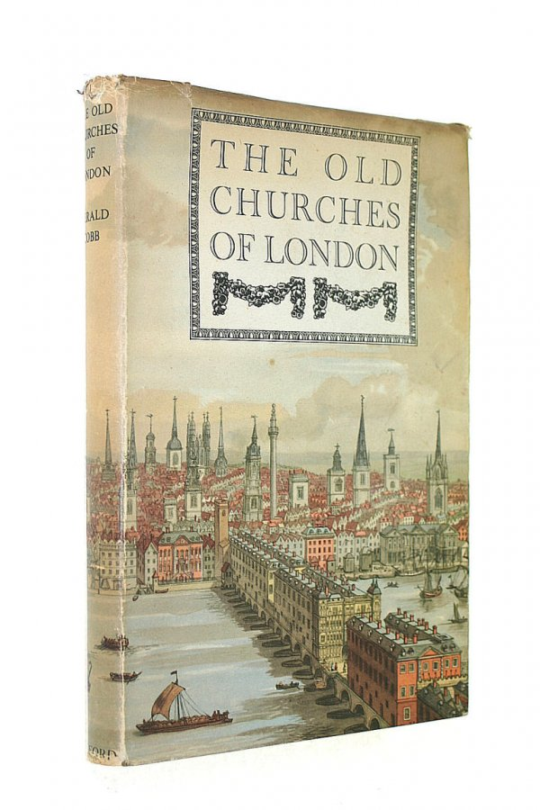 Image for The OLD CHURCHES of LONDON.