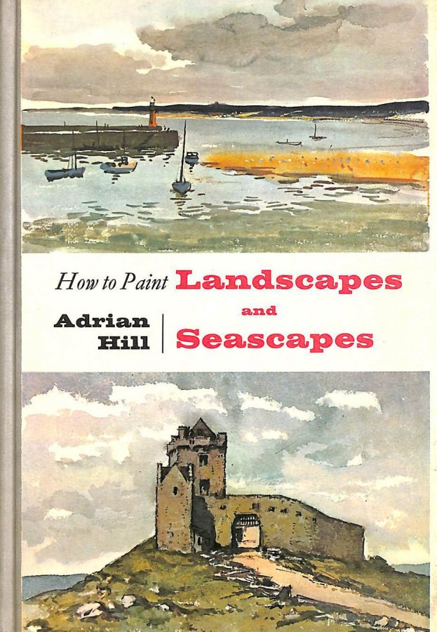 Image for How to Paint Landscapes and Seascapes