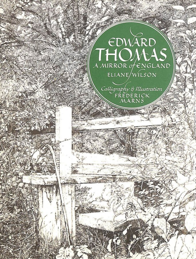 Image for Edward Thomas: A Mirror of England