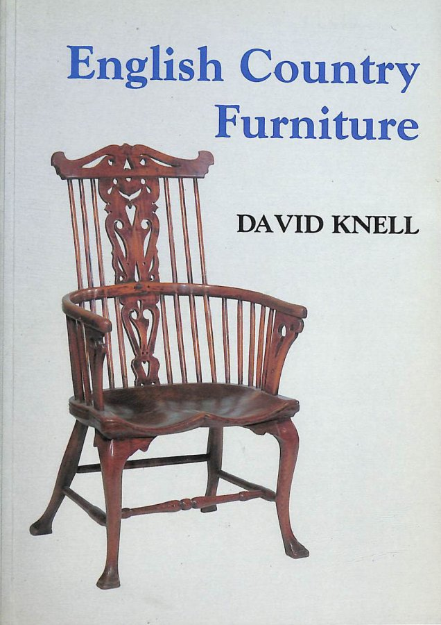 Image for English Country Furniture: The Vernacular Tradition (Shire album)