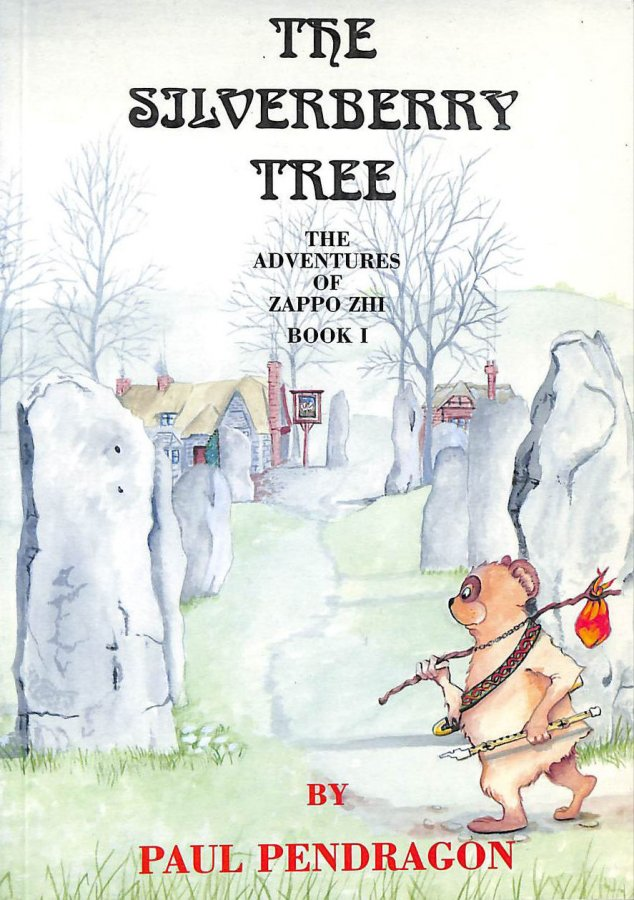 Image for Adventures of Zappo Zhi: The Silverberry Tree