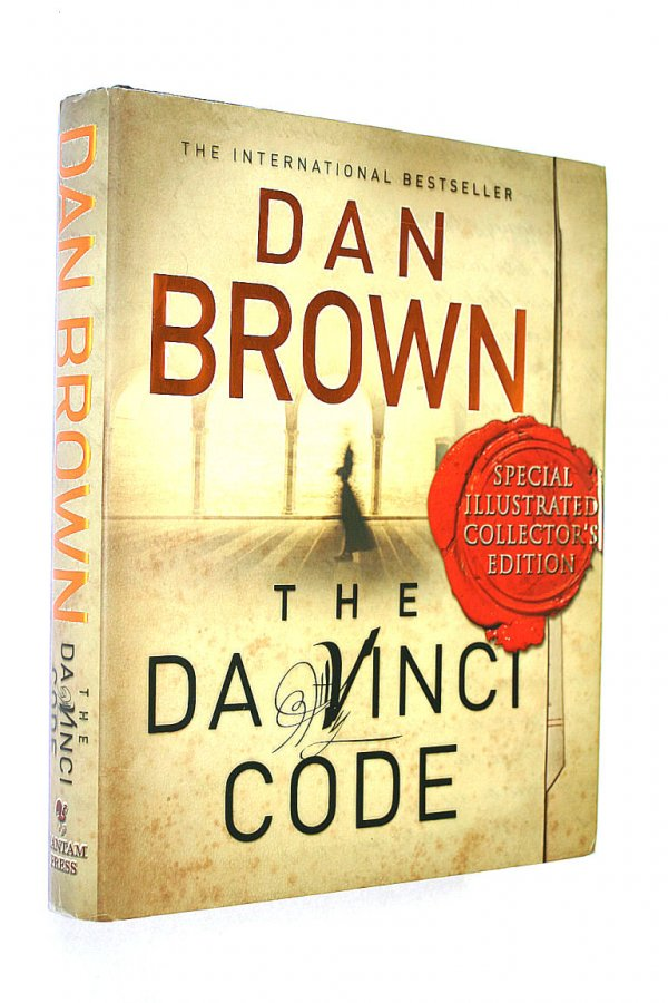 Image for The Da Vinci Code: Special Illustrated Collector's Edition: The Illustrated Edition