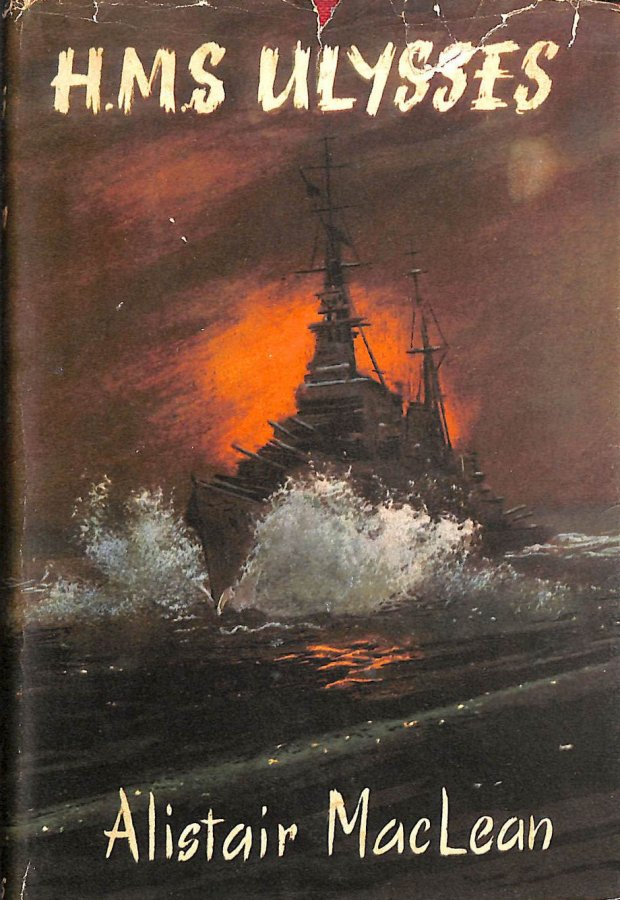 Image for H.M.S. Ulysses by Alistair MacLean