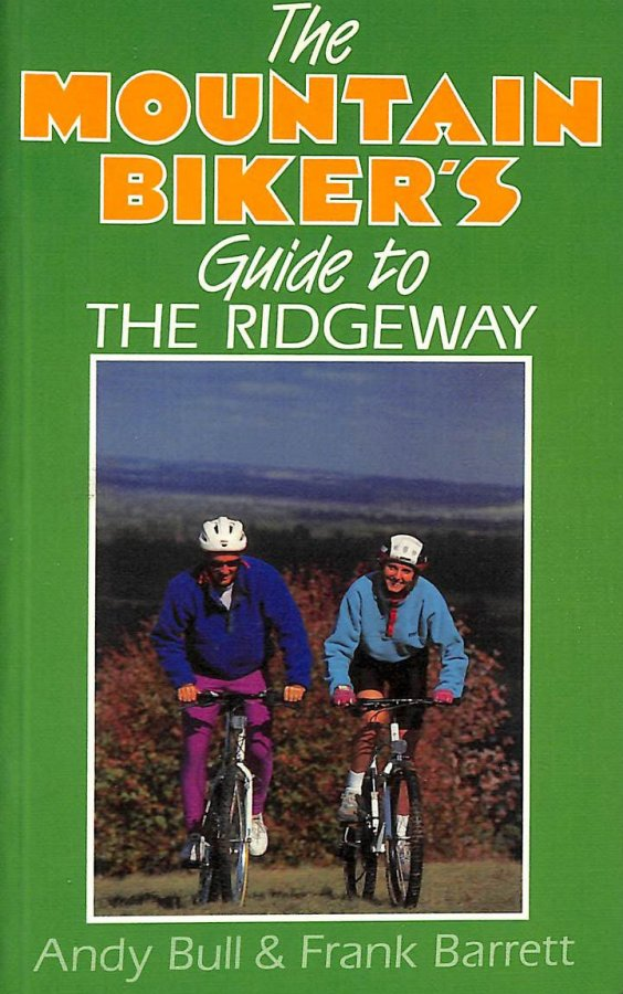 Image for The Mountain Biker's Guide to the Ridgeway