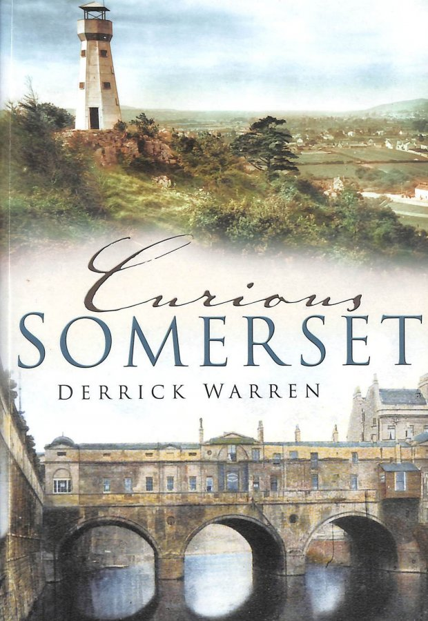 Image for Curious Somerset (In Old Photographs)