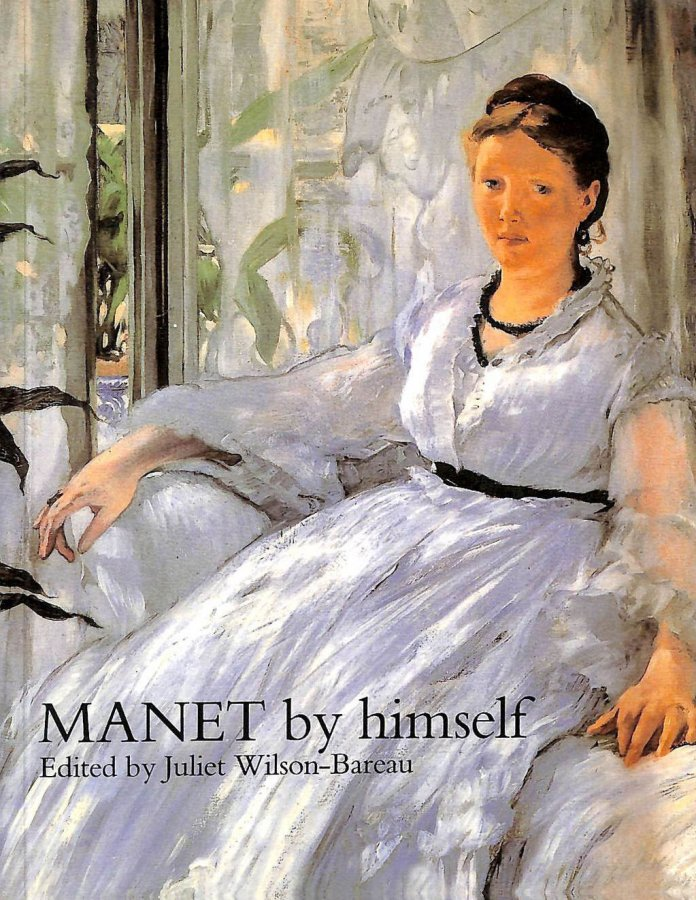 Image for Manet by Himself