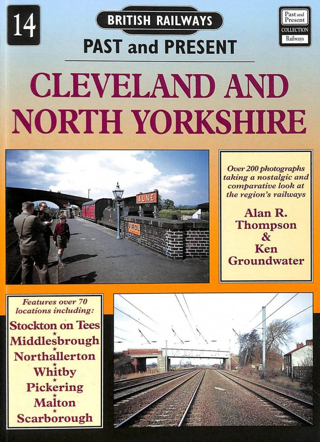 Image for Cleveland and North Yorkshire (British Railways Past and Present)