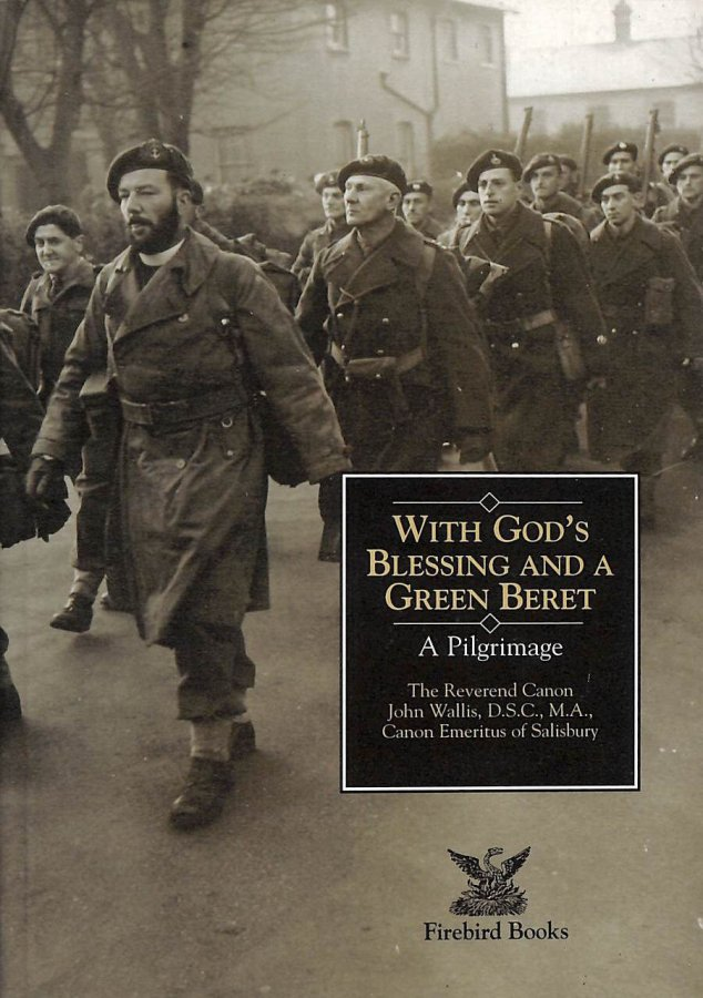 Image for With God's Blessing and a Green Beret: A Pilgrimage