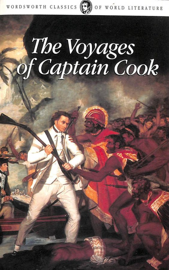 Image for Voyages of Captain Cook (Wordsworth Classics of World Literature)