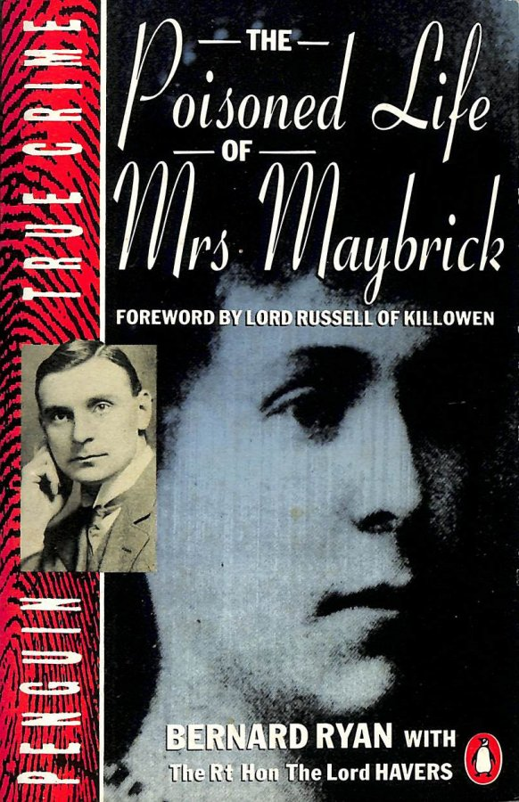 Image for The Poisoned Life of Mrs Maybrick (True Crime)