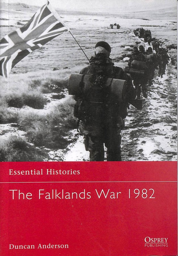 Image for The Falklands War 1982 (Essential Histories)