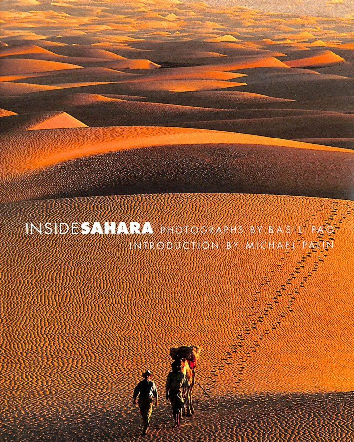 Image for Inside Sahara: The Photographs