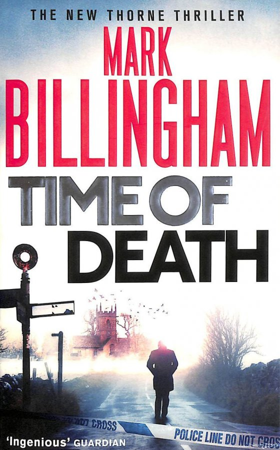 Image for Time of Death (Tom Thorne Novels)