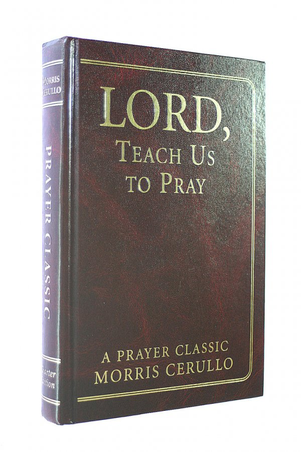 Image for Lord, Teach Us To Pray