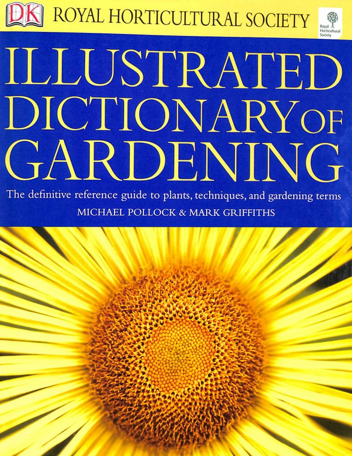 Image for RHS Illustrated Dictionary of Gardening