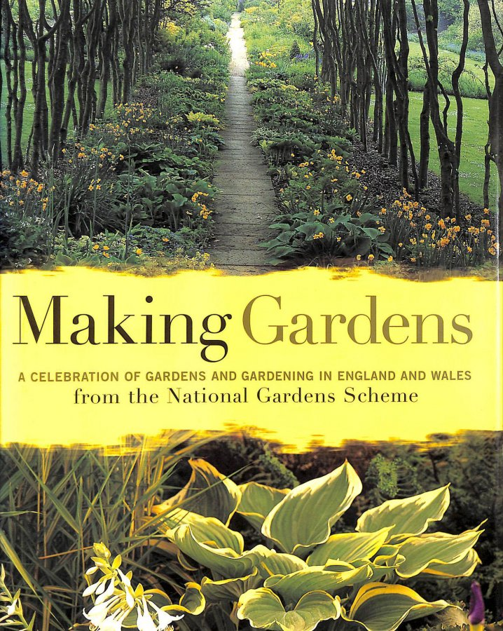 Image for Making Gardens
