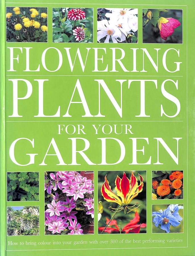 Image for Flowering Plants for Your Garden