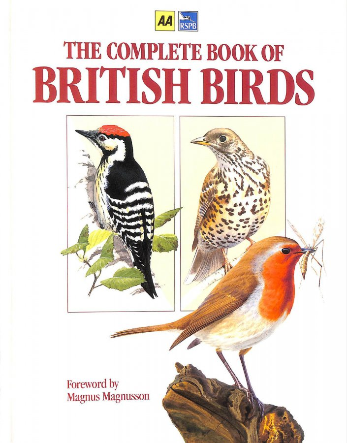 Image for The Complete Book of British Birds
