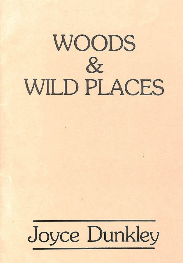 Image for Woods And Wild Places