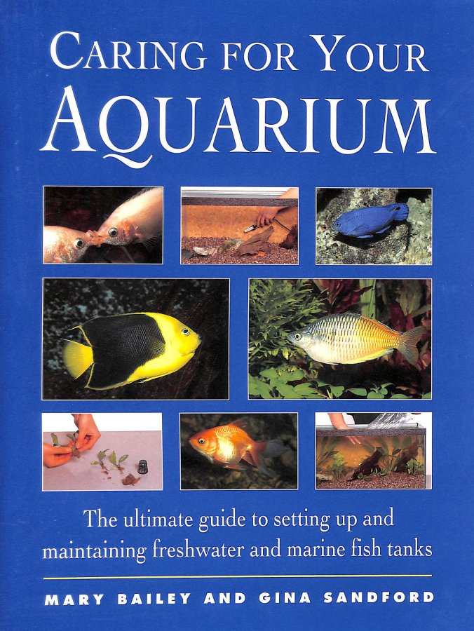 Image for Caring for Your Aquarium