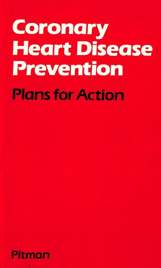Image for Coronary Heart Disease Prevention: Plans for Action