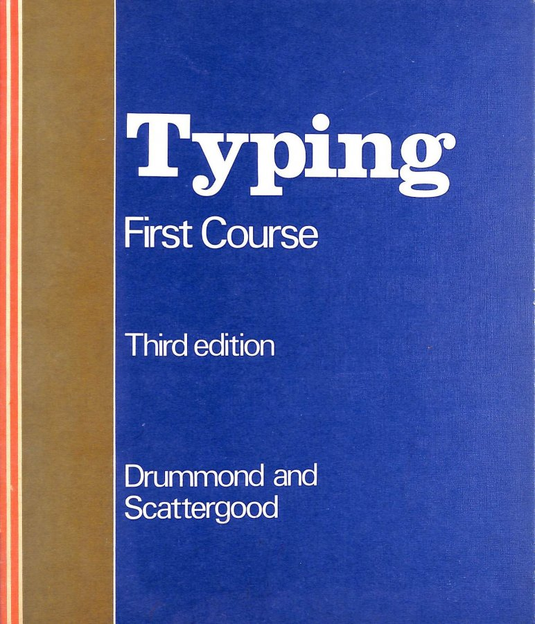 Image for Gregg Typing: First Course