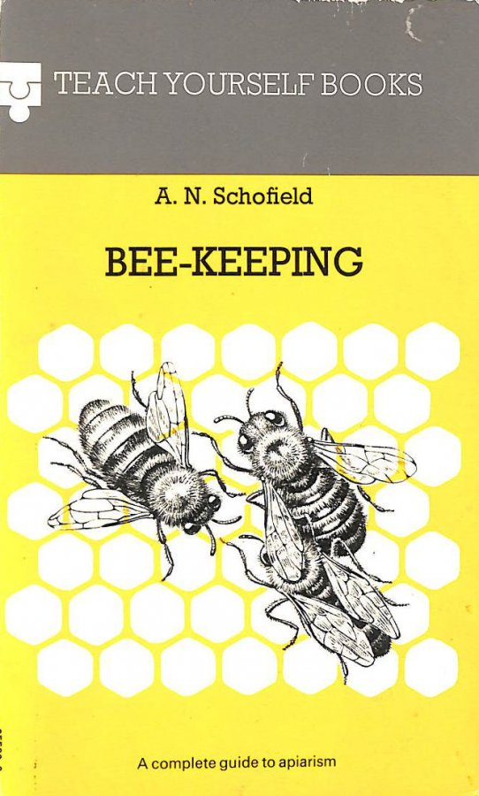 Image for Teach Yourself Bee-keeping