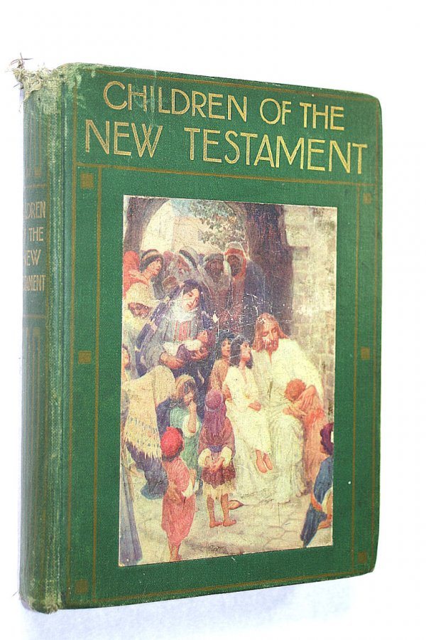 Image for Children of the New Testament
