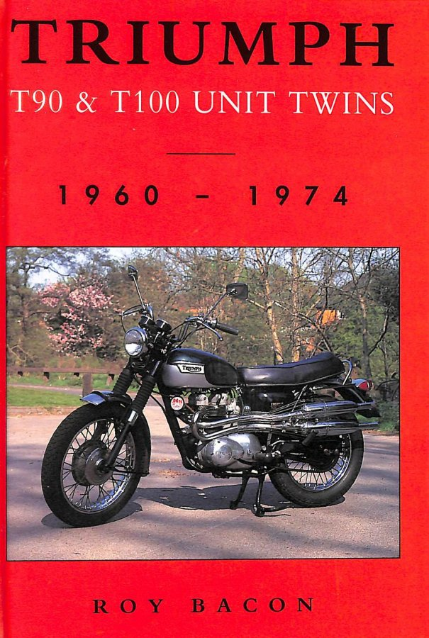 Image for Triumph T90 and T100 Unit Twins: 1960-1974