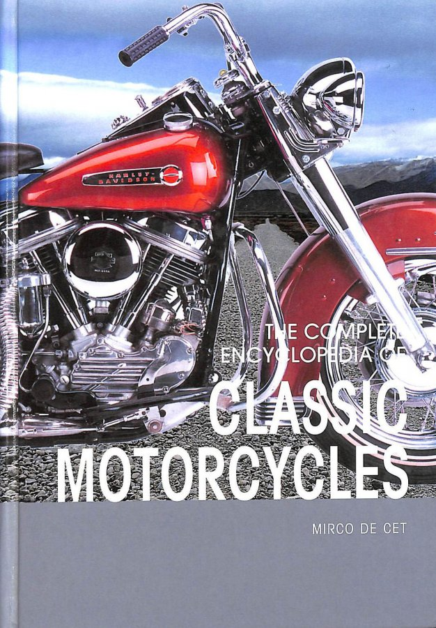 Image for The Complete Encyclopedia of Classic Motorcycles