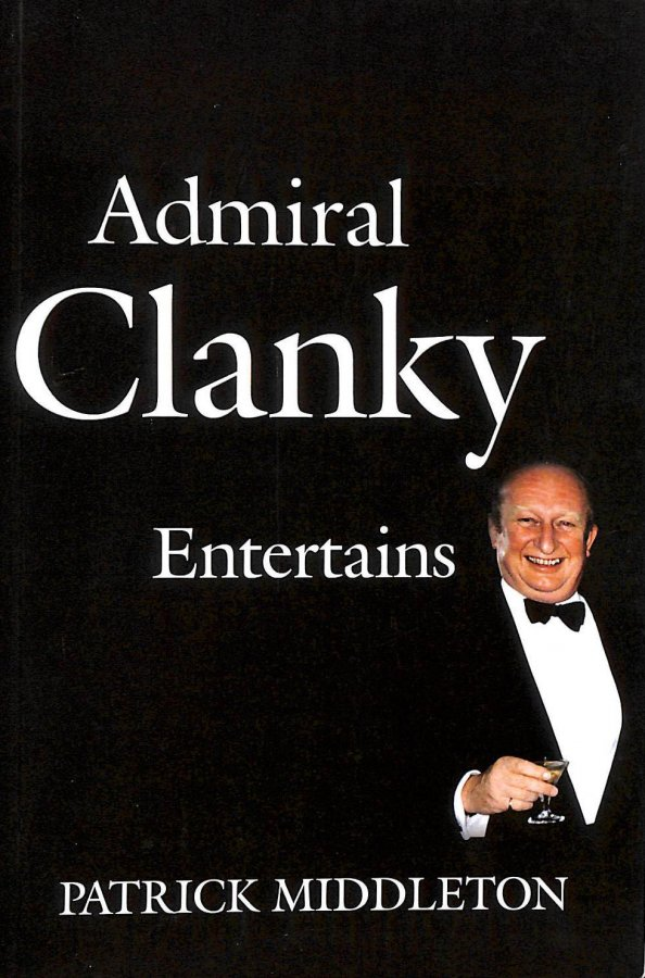Image for Admiral Clanky Entertains
