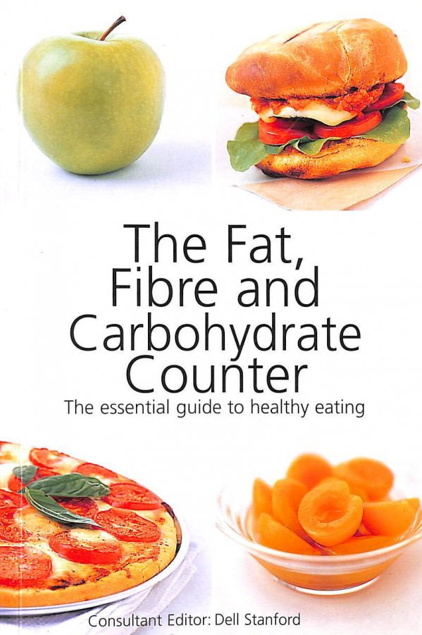 Image for Fat, Fibre and Carbohydrate Counter (Health Education Authority)