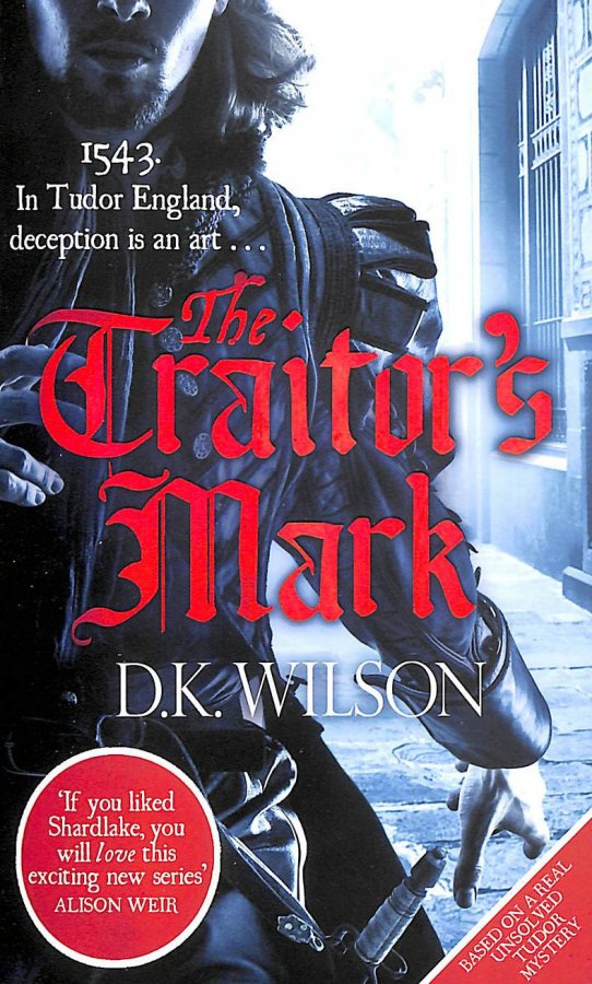 Image for The Traitor's Mark (Thomas Treviot)