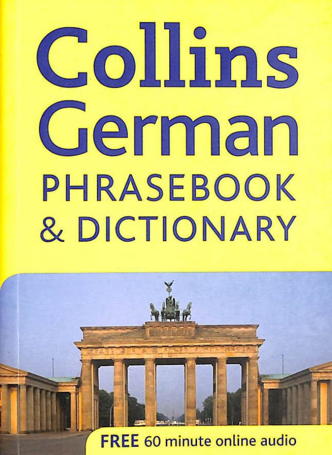 Image for Collins German Phrasebook and Dictionary