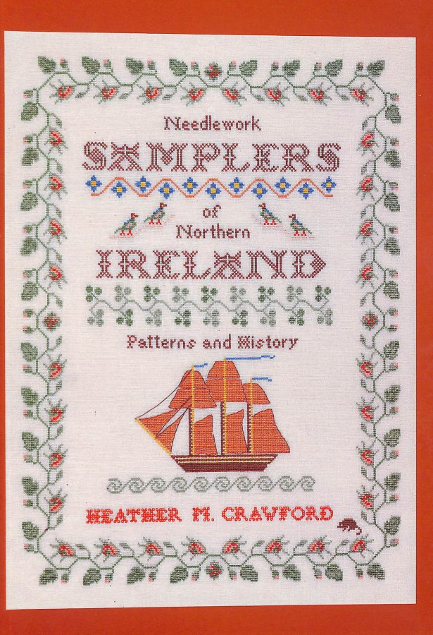Image for Needlework samplers of Northern Ireland