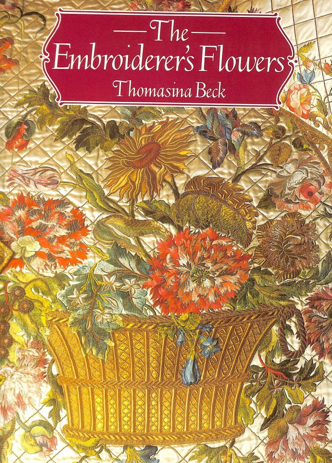 Image for The Embroiderer's Flowers