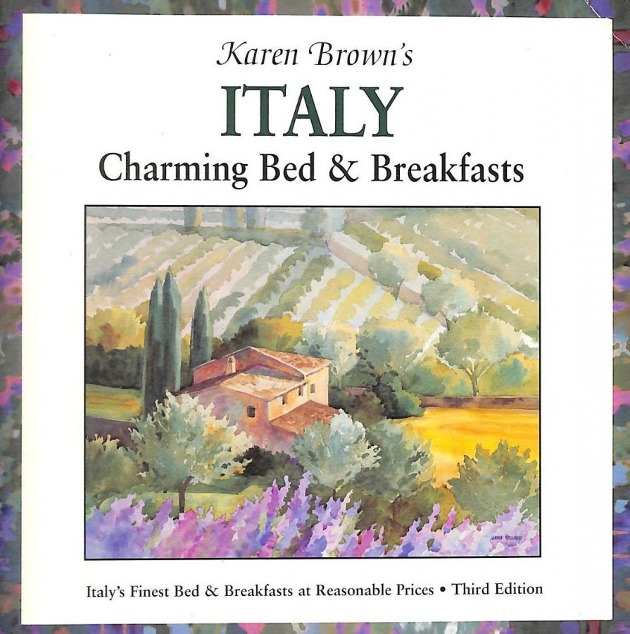 Image for Italian Country Bed and Breakfasts (3rd ed)