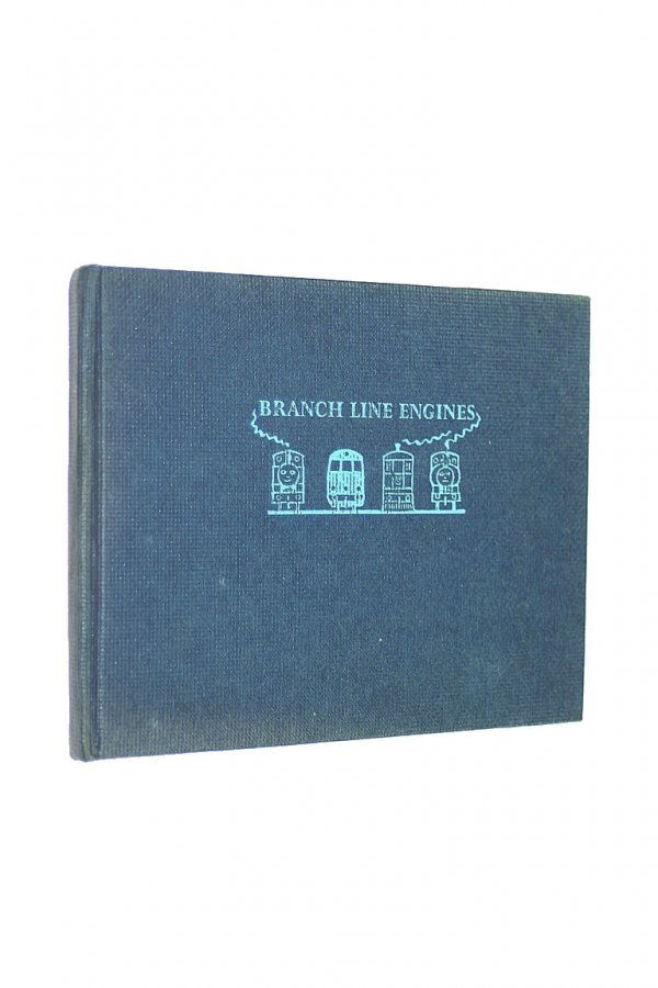 Image for Branch Line Engines. With Illustrations by John T Kenney.