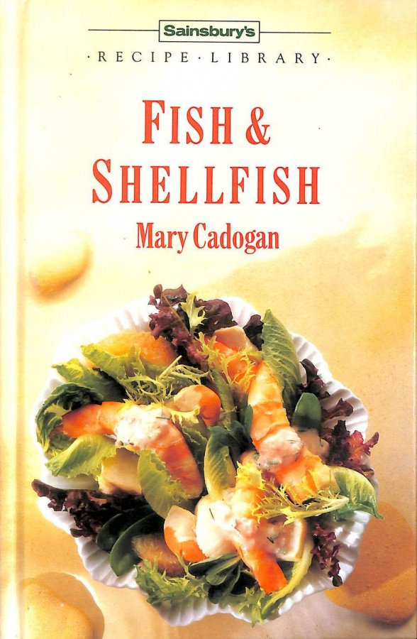 Image for Fish and Shellfish Sainsbury's Recipe Library
