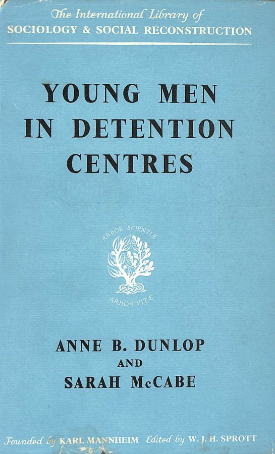 Image for Young Men in Detention Centres